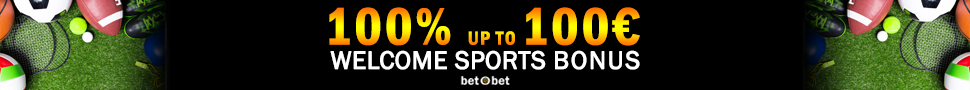 Welcome Sports Bonus BetOBet