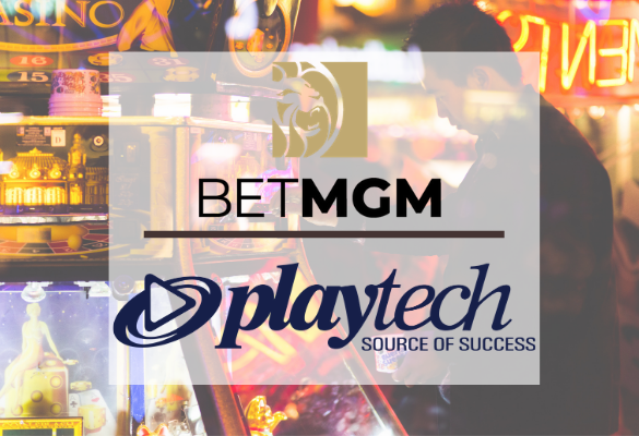 Playtech games presence in New Jersey extended with BetMGM