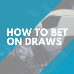 How to bet on draws