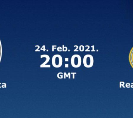 Atalanta vs Real Madrid Odds