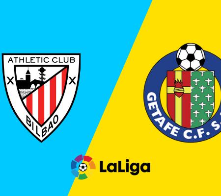 La Liga Athletic Bilbao vs Getafe: Prediction for the final outcome and goals