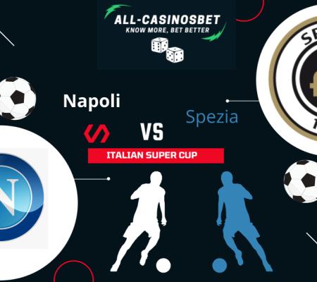 Goals prediction Napoli vs Spezia: Coppa Italia