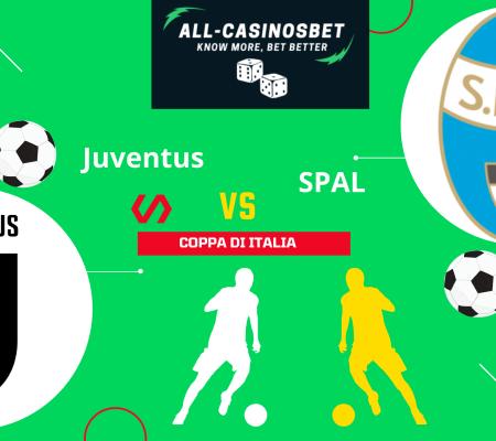 Italian Cup Juventus vs SPAL: Prediction Handicap Victory