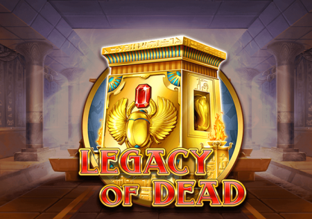 Legacy of Dead Slot Review