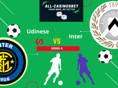 Udinese vs Inter: Serie A final score and goals
