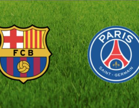 Barcelona vs PSG Odds