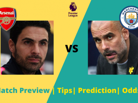 Arsenal vs Manchester City: Premier League goal prediction
