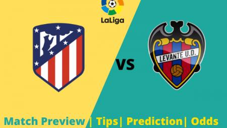Atletico Madrid vs Levante: Prediction for the final outcome and goals from La Liga