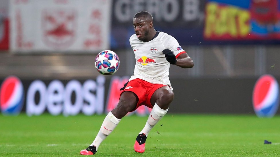 Official: Bayern have confirmed the transfer of Dayot Upamecano