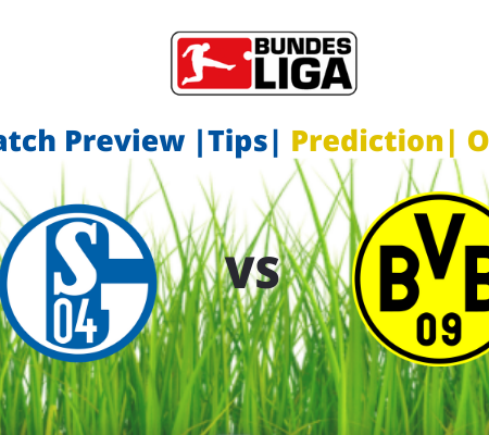 Schalke 04 vs Borussia Dortmund: Prediction for Bundesliga goals