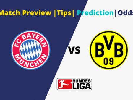 Bayern Munich vs Borussia Dortmund – Bundesliga Tips