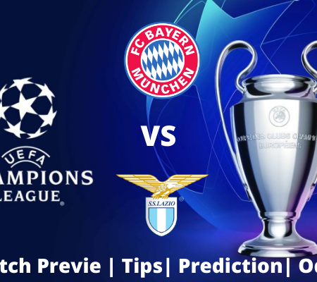 Bayern Munich vs Lazio: Goals Prediction for Champions League