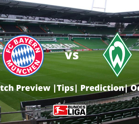Bundesliga Goals Prediction – Werder Bremen vs Bayern Munich