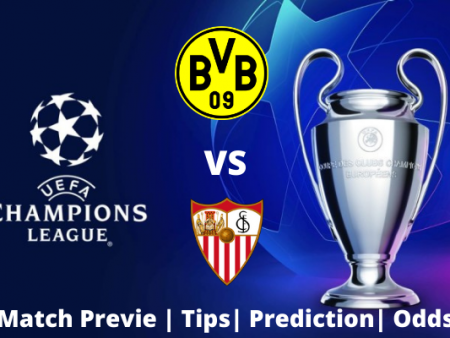 Champions League Prediction: Borussia Dortmund vs Sevilla