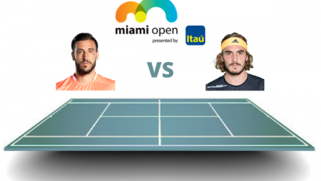 Dzumhur vs Tsitsipas Prediction – ATP Miami Open 2021