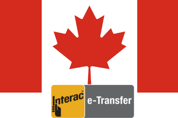 Interac Casino Canada 2021