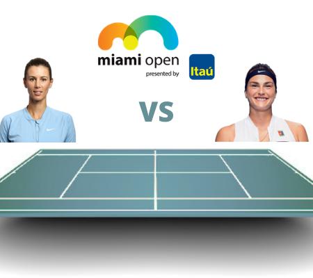 Pironkova vs Sabalenka Prediction – WTA Miami Open 2021