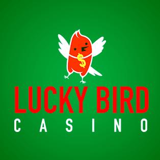 lucky bird casino logo