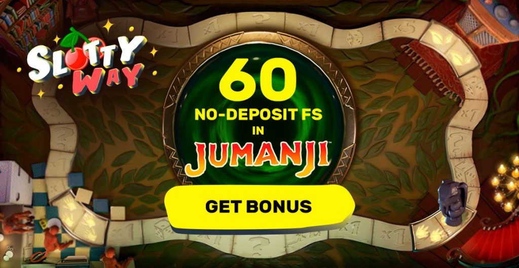 slottyway 60 free spins