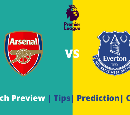 Arsenal vs Everton: Premier League goal prediction