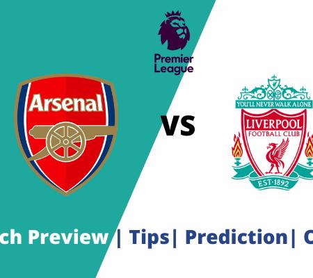 Arsenal vs Liverpool Prediction for Premier League goals