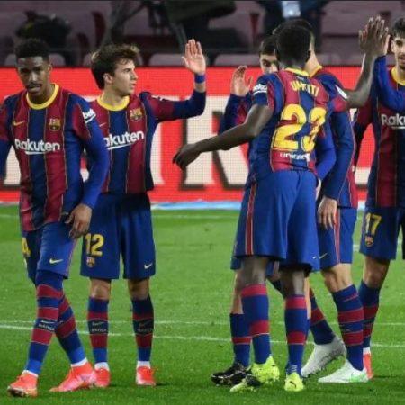 Barcelona vs Valladolid Prediction