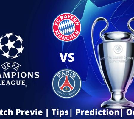 Bayern Munich vs PSG Prediction for Goals