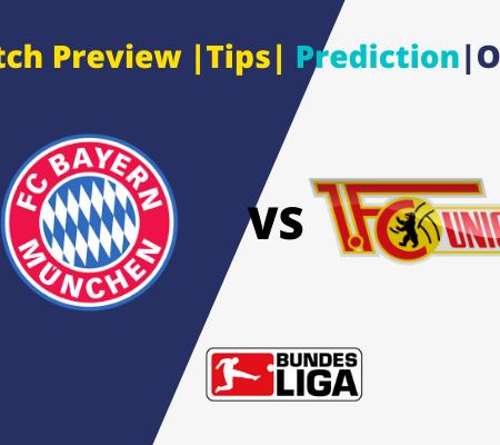 Bundesliga Goals Prediction Bayern Munich vs Union Berlin