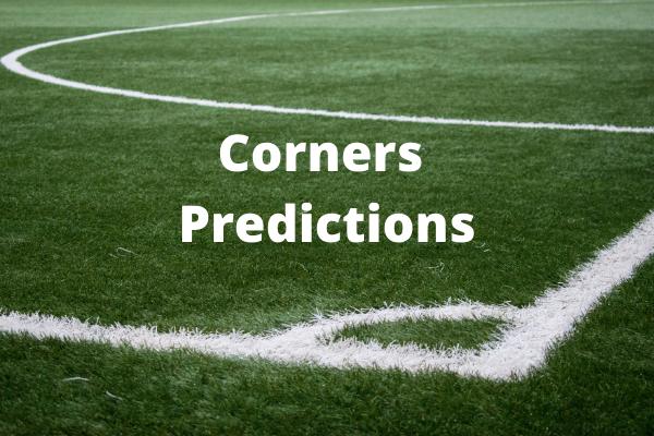 Corners Predictions