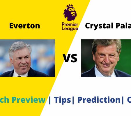 Everton vs Crystal Palace – Premier League Goals Prediction