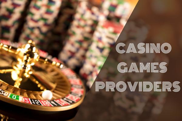 casino games providers