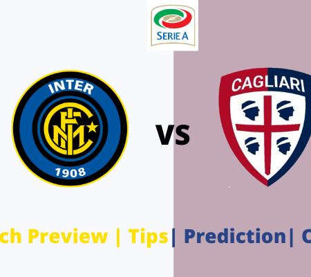 Inter vs Cagliari: Goals Prediction for Serie A