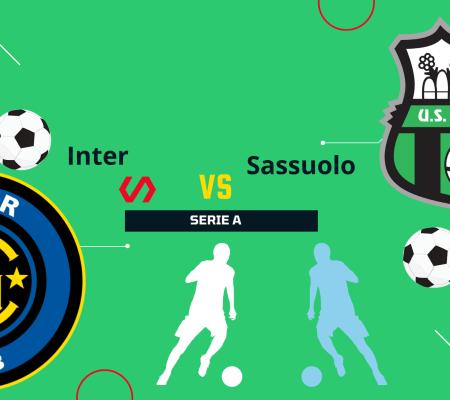 Inter vs Sassuolo Goals Prediction