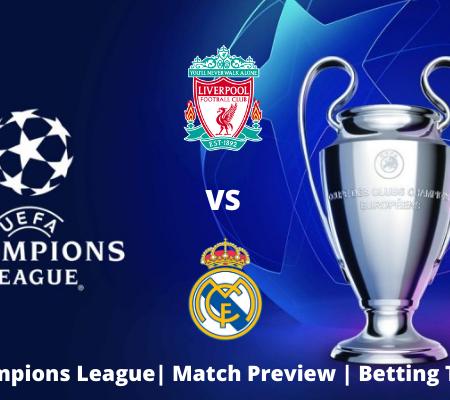 Liverpool vs Real Madrid: Champions League goal prediction