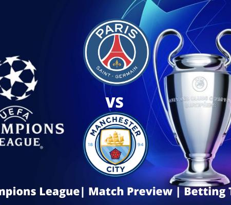 PSG vs Manchester City: Champions League Goal Prediction