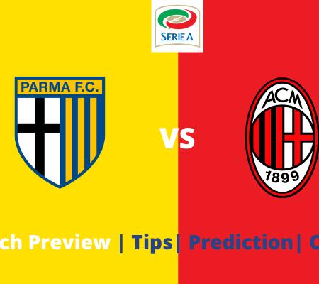 Parma vs Milan Goals Prediction
