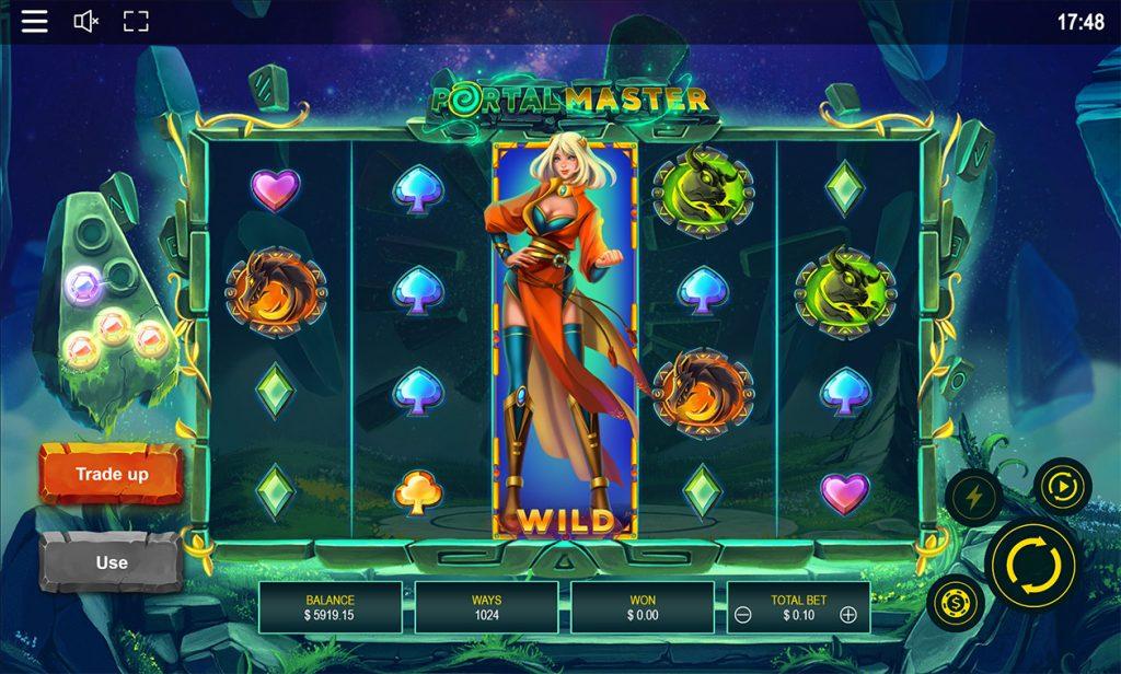 Portal Master Slot game