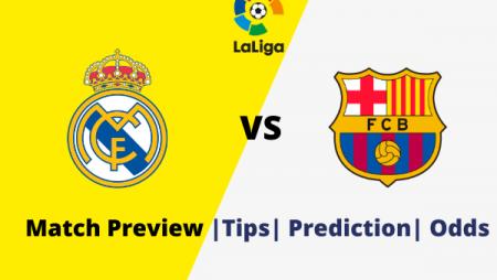 Real Madrid vs Barcelona Goal Prediction
