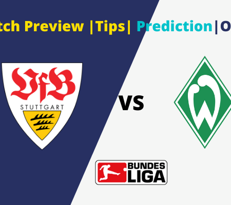 Stuttgart vs Werder Bremen – Double Chance Prediction