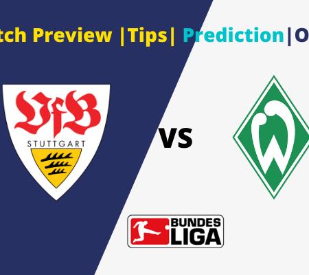 Stuttgart vs Werder Bremen – Double Chance Prediction