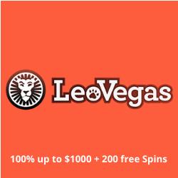 Leo Vegas Casino Promo