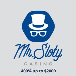 Mr Sloty Casino Promo