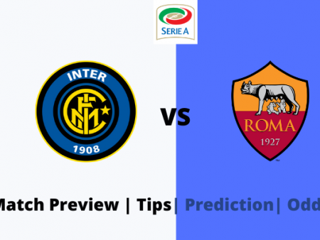 Inter vs Roma: Serie A goals prediction