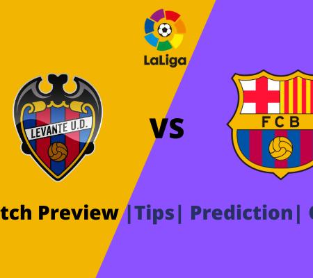 Levante vs Barcelona: Goal prediction for La Liga