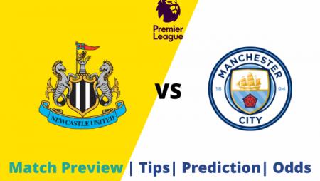 Newcastle vs Manchester City: Premier League Goal Prediction