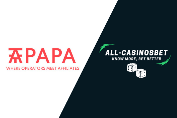 All-Casinosbet Partners With AffPapa