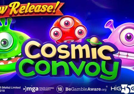 Cosmic Convoy Slot