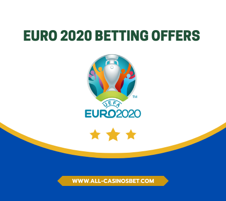 EURO 2020 Betting Offers: Best Bookies to Place Your Bets