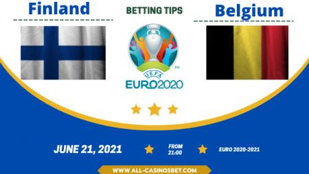 Finland vs Belgium: Euro 2020 Goal prediction