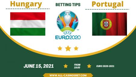 Hungary vs Portugal: Euro 2020 goals prediction